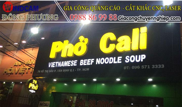 Trọn gói làm biển quảng cáo giá rẻ tại Hà Nội | 0868 868 899