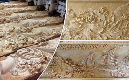 Xưởng gia công đồ gỗ, chạm khắc gỗ theo yêu cầu tại Đồng Nai.-04
