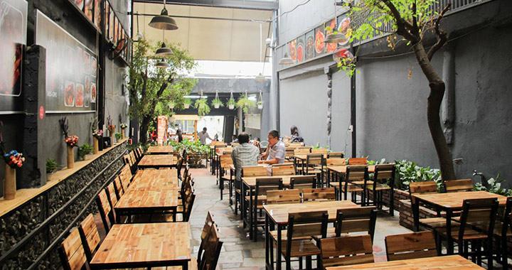 Đông Phương giới thiệu 10 mẫu bàn ghế hiện đại dành cho các quán cafe 04