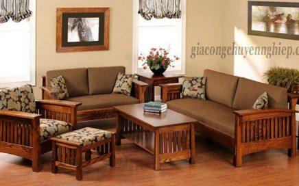 [Gợi ý] cách kê bàn ghế gỗ giúp gia chủ được nhiều tài lộc 04