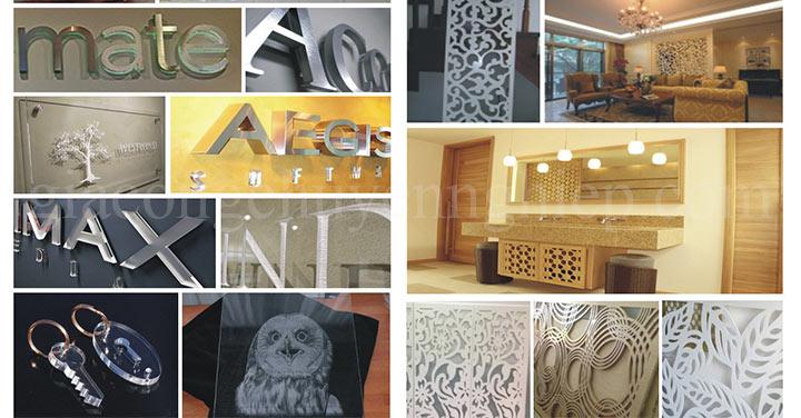 Cắt CNC bảng biển quảng cáo: cắt CNC mica, alu, fomex, nhựa,....-15