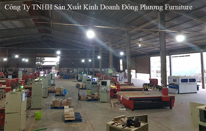 Công ty TNHH Sản Xuất Kinh Doanh Đông Phương Furniture tại Đồng Nai-03