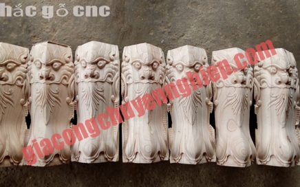 Gia công CNC đục tranh gỗ, triện, yếm, dạ giá rẻ tại Đồng Nai.-17