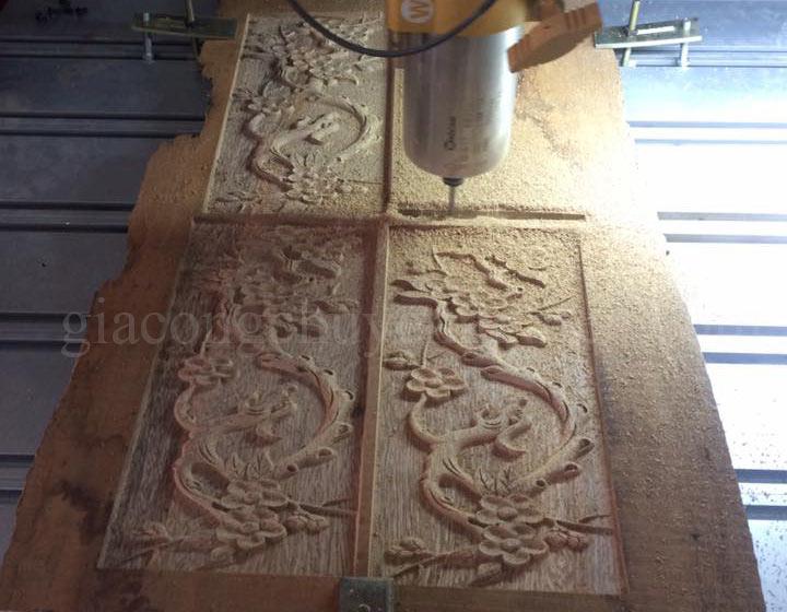 Khắc gỗ CNC tại Đồng Nai - Gia công chuyên nghiệp, uy tín-02