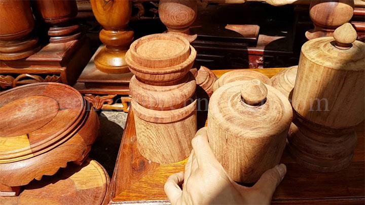 Nhận tiện gỗ, gia công CNC giá rẻ khu vực miền Nam - 07