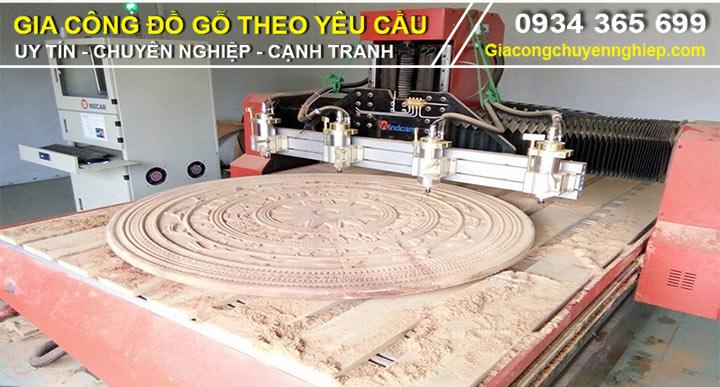 Xưởng nhận gia công gỗ, điêu khắc gỗ 2D, 3D, 4D bằng máy CNC-03