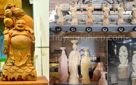 8 Mẫu tượng gỗ đục máy cnc đẹp được nhiều người ưa chuộng.-20