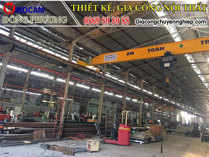 Xưởng gia công cnc sản xuất đồ gỗ xuất khẩu, đục khắc gỗ theo yêu cầu.-01