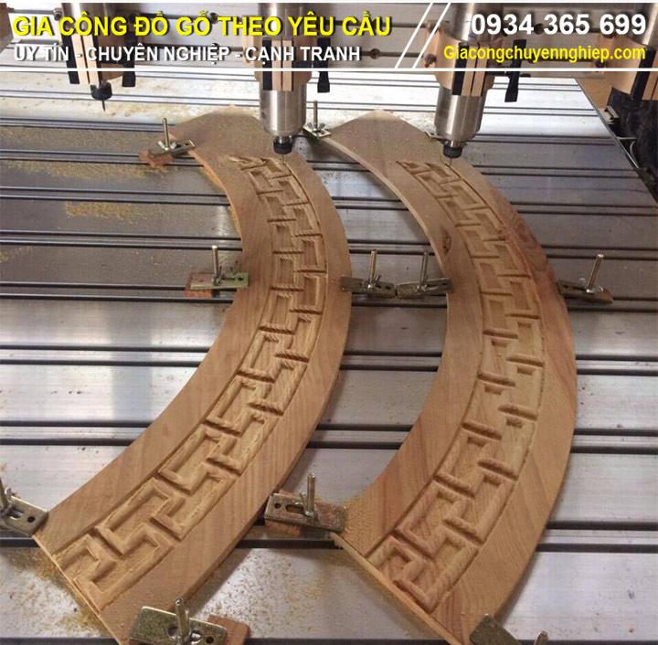 Xưởng gia công cnc sản xuất đồ gỗ xuất khẩu, đục khắc gỗ theo yêu cầu.-16