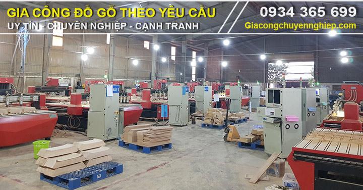 Xưởng mộc gia công CNC gỗ tại Đồng Nai.| Kiến trúc, Xây dựng, Nội thất.-0