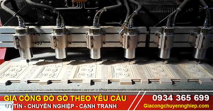 Xưởng mộc gia công CNC gỗ tại Đồng Nai.| Kiến trúc, Xây dựng, Nội thất.-1