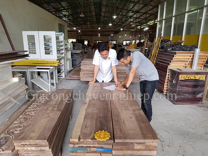 Xưởng mộc gia công CNC gỗ tại Đồng Nai.| Kiến trúc, Xây dựng, Nội thất.-11