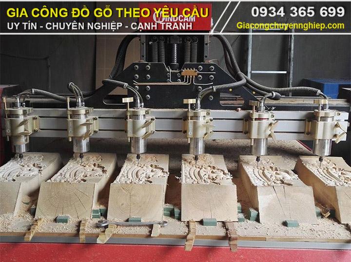 Xưởng mộc gia công CNC gỗ tại Đồng Nai.| Kiến trúc, Xây dựng, Nội thất.-6