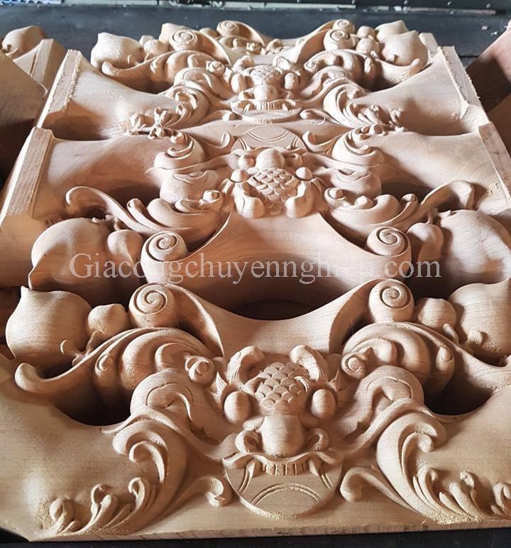 Xưởng mộc gia công CNC gỗ tại Đồng Nai.| Kiến trúc, Xây dựng, Nội thất.-7