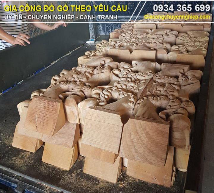Xưởng mộc gia công CNC gỗ tại Đồng Nai.| Kiến trúc, Xây dựng, Nội thất.-8