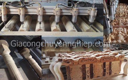 Áp dụng công nghệ cao sản xuất đồ gỗ mỹ nghệ, đồ gỗ xuất khẩu.-12